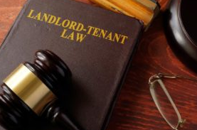 Landlord-Tenant Law book
